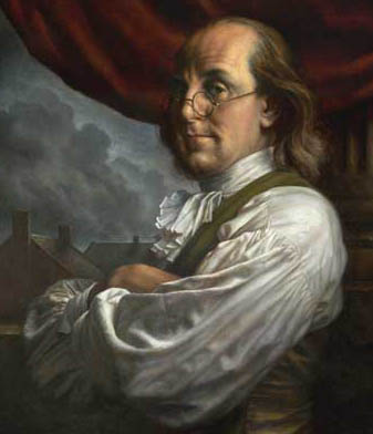 Bob's Icebox Repair - History - Benjamin Franklin Photo