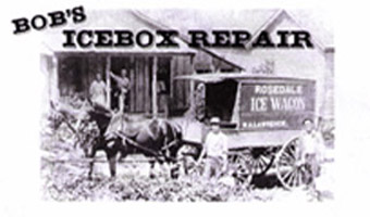 Bob's Icebox Repair - Repairing All Major Brands of Refrigerators, Freezers, Ice-makers, and Wine Coolers in Bozeman and the Gallatin Valley For Over 20 Years